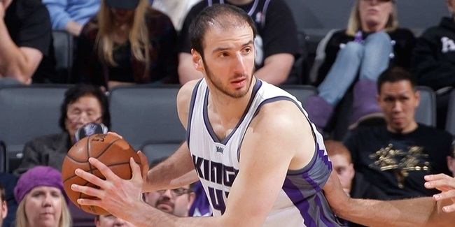 CSKA inks veteran center Koufos
