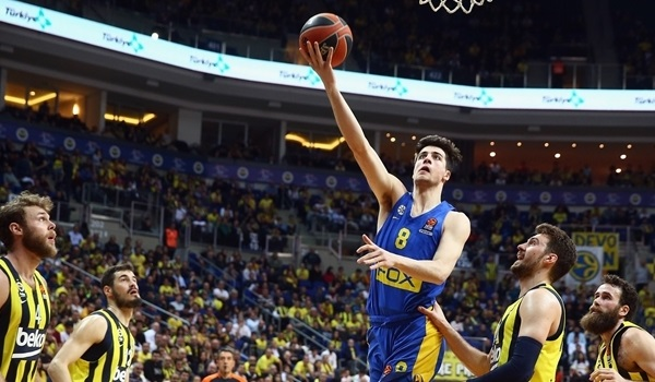 Maccabi's Avdija is MVP of U20 European Championships