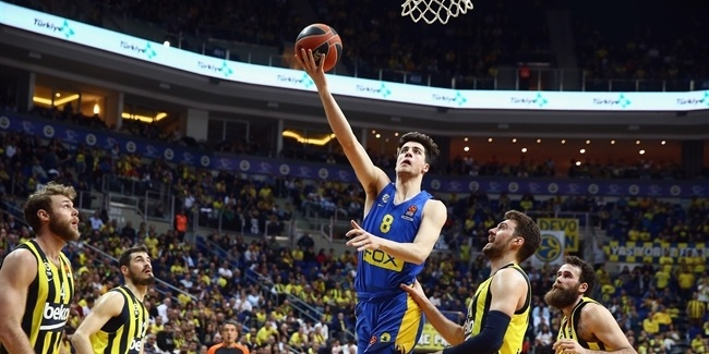 Maccabi starlet Avdija is MVP of U20 European Championships