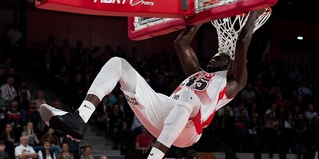 Nanterre tabs French League's top rebounder Ndoye