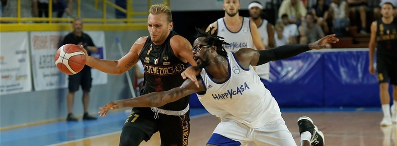 EuroCup preseason: Venice wins tournament