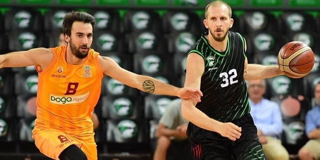 7DAYS EuroCup preseason: Darussafaka downs Galatasaray