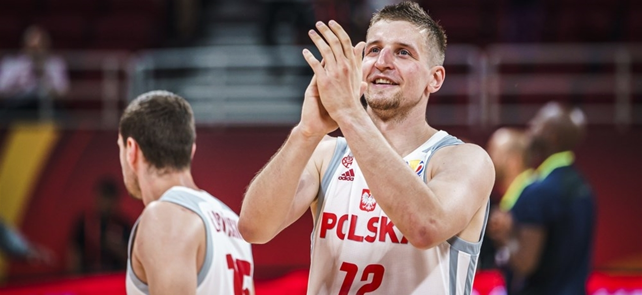 Adam Waczynski - Poland - 2019 (Photo: FIBA.com)