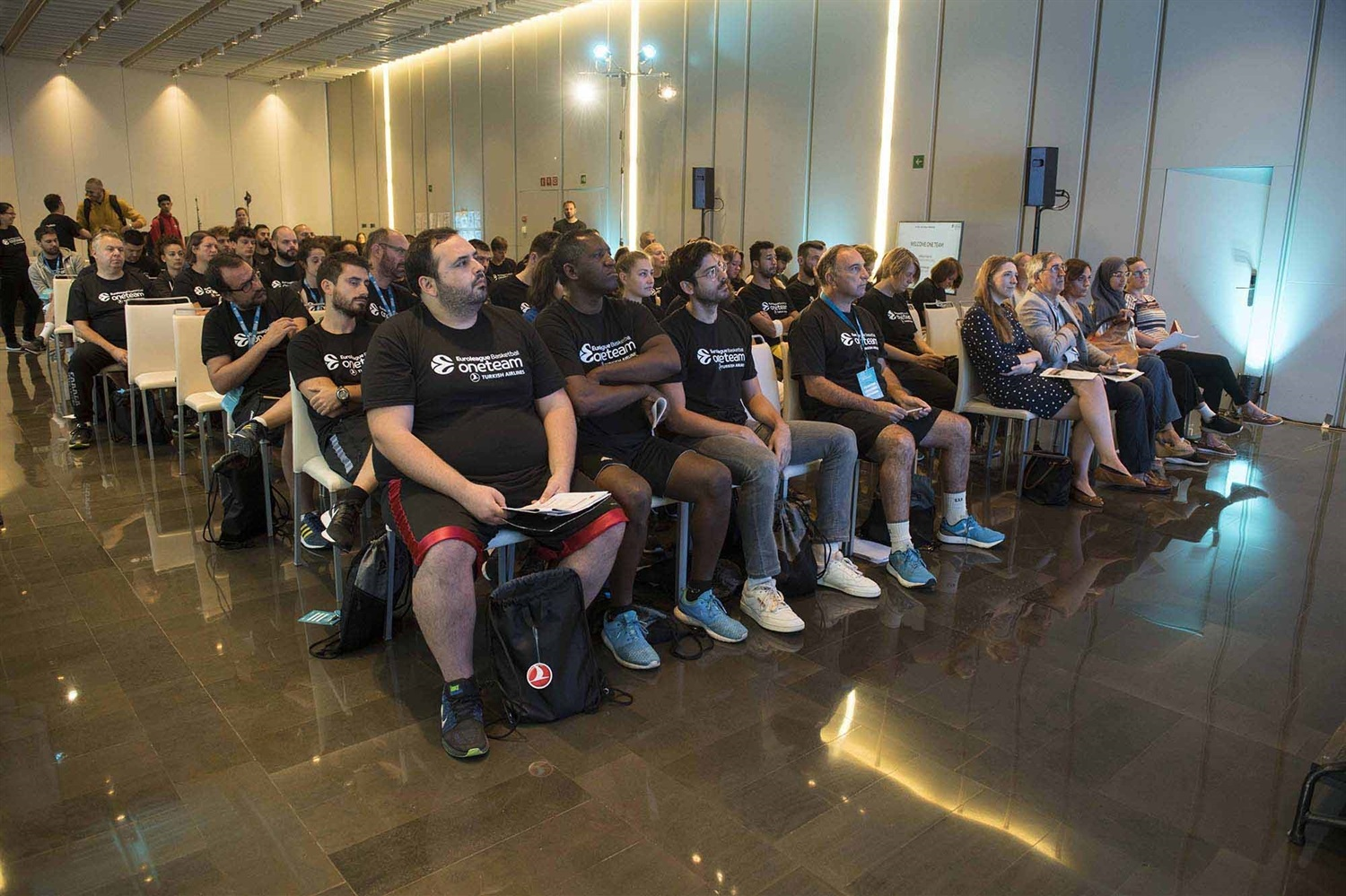 2019 One Team workshop and awards ceremony