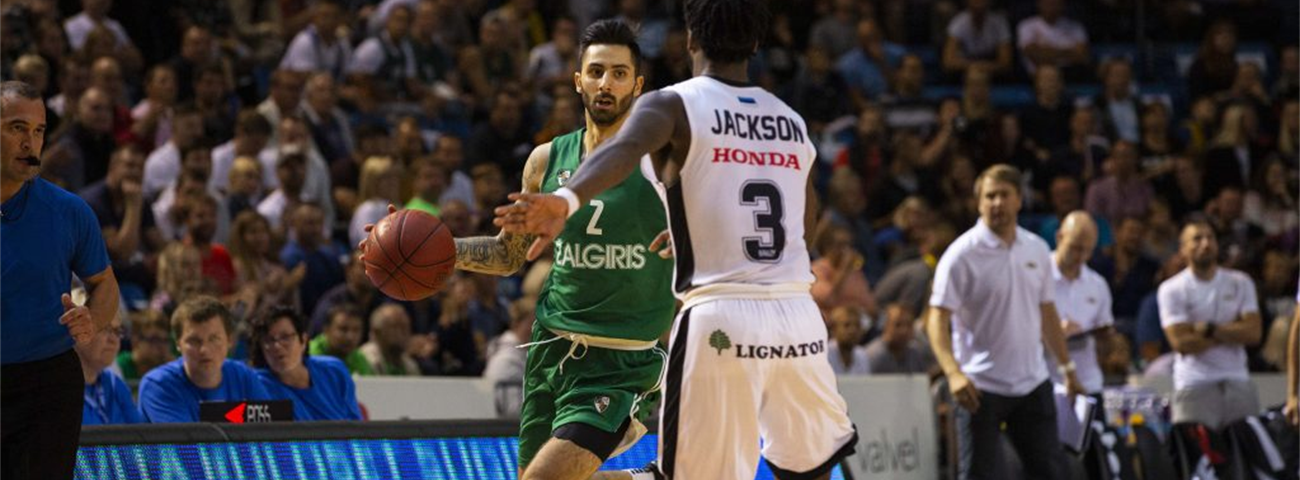 EuroLeague preseason: Zalgiris nabs win in Estonia