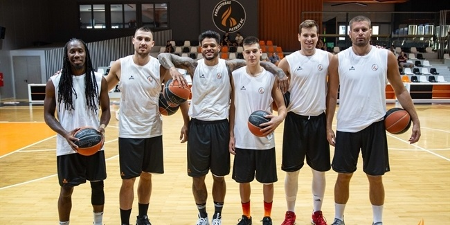 Roster rundown: Promitheas Patras
