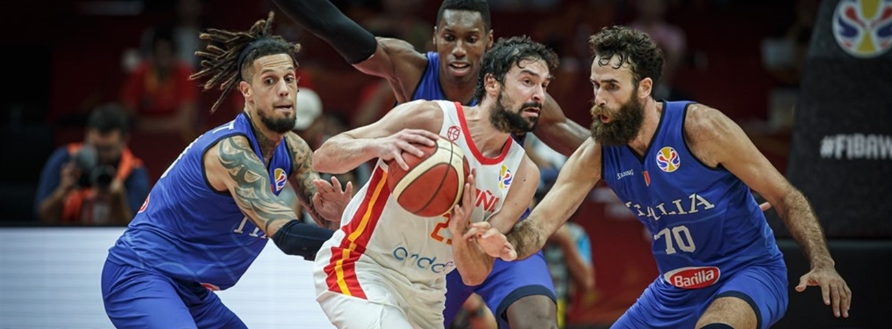World Cup: Different fates for champions Llull, Datome