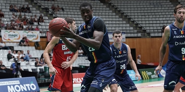 7DAYS EuroCup preseason: Andorra, Oldenburg grab wins