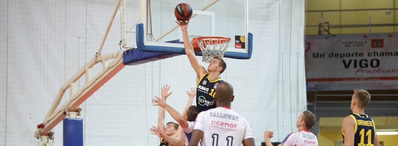 Preseason: ALBA nabs win in Spain