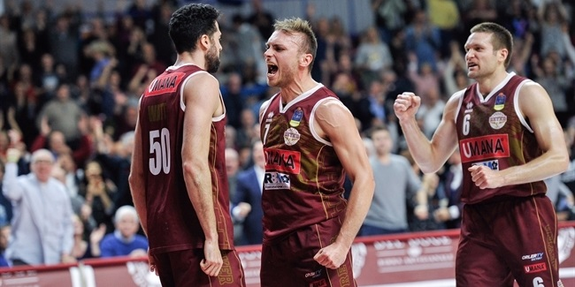 Roster rundown: Umana Reyer Venice