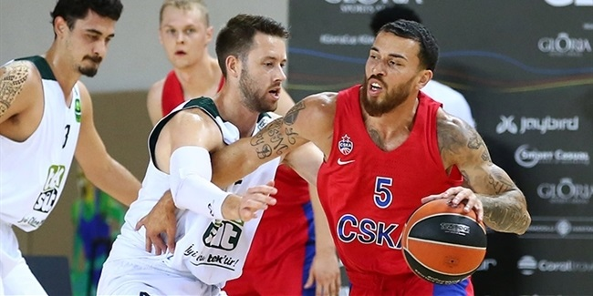 Preseason: CSKA, Efes will meet in title game re-match!