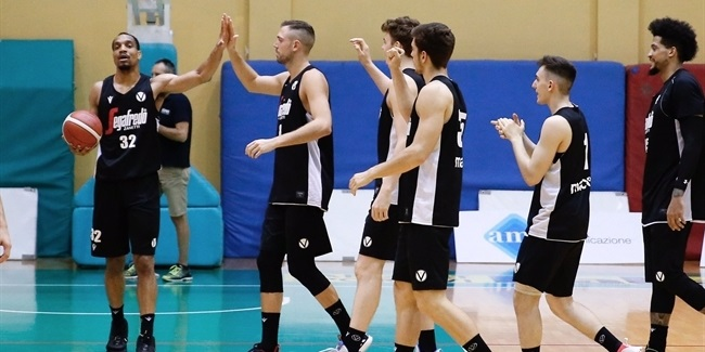 EuroCup preseason: Virtus rallies, wins in OT