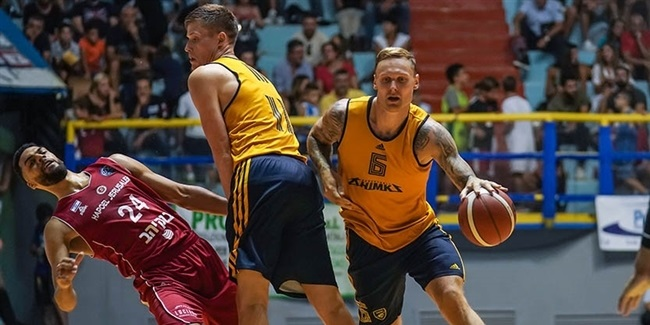 EuroLeague preseason: Khimki, Milan to Cagliari final
