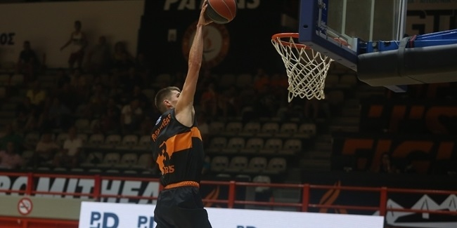 EuroCup preseason: Promitheus, Dacka into tournament finals
