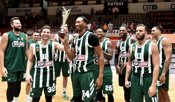 Roster rundown: Panathinaikos OPAP Athens