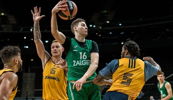 Zalgiris completes roster with guard Lukosiunas