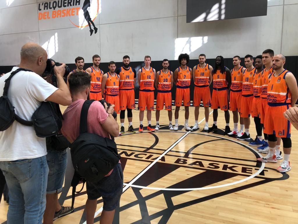 Valencia Basket Media Day 2019 - EB19