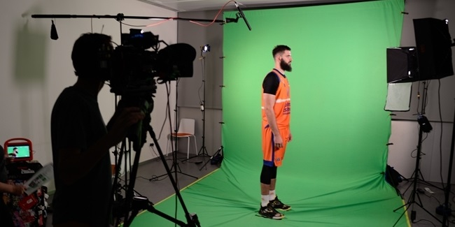 2019 Media Day Live: Valencia Basket