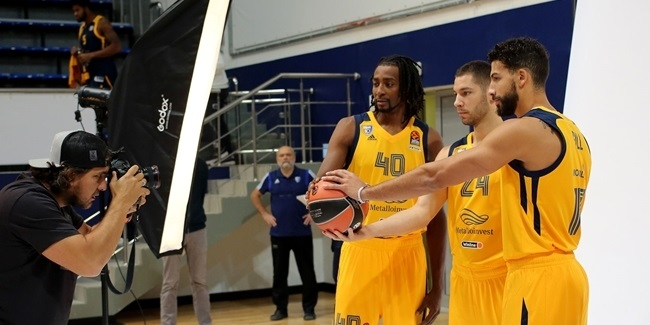 2019 Media Day Live: Khimki Moscow Region