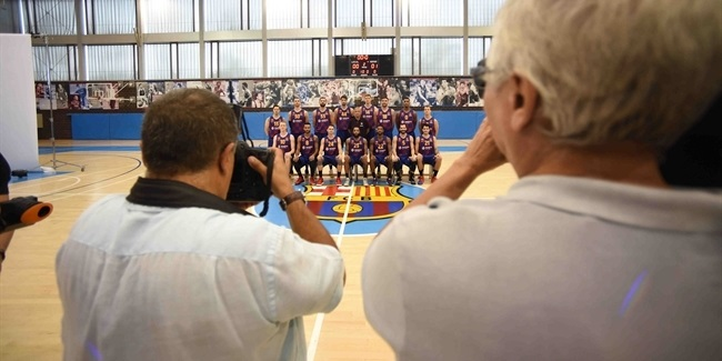 2019 Media Day Live: FC Barcelona