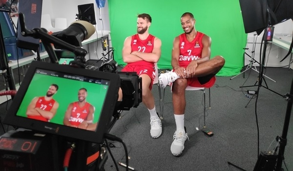2019 Media Day Live: FC Bayern Munich