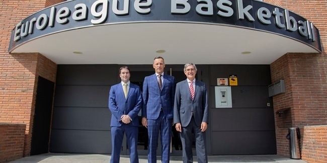 Euroleague Basketball, referees reach four-year agreement
