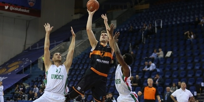 EuroCup preseason: Promitheas edges UNICS in OT