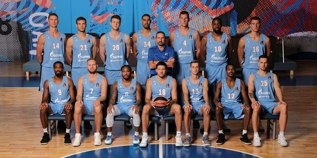 Roster rundown: Zenit St Petersburg