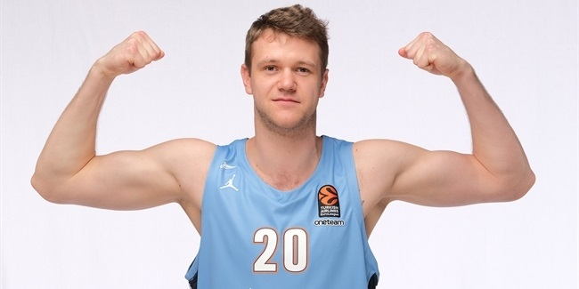 Zenit loses Zubkov for several months