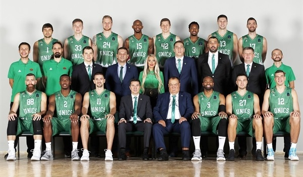 Roster rundown: UNICS Kazan