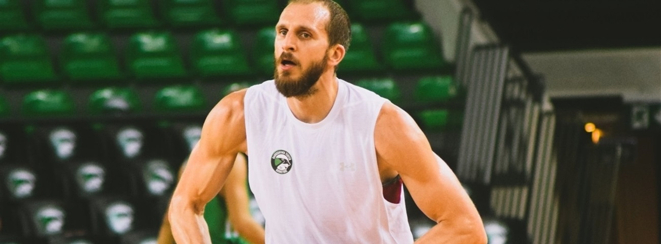 Sinan Guler, Darussafaka: 'It is exciting to be back'