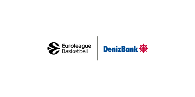 DenizBank becomes Euroleague Basketball global sponsor