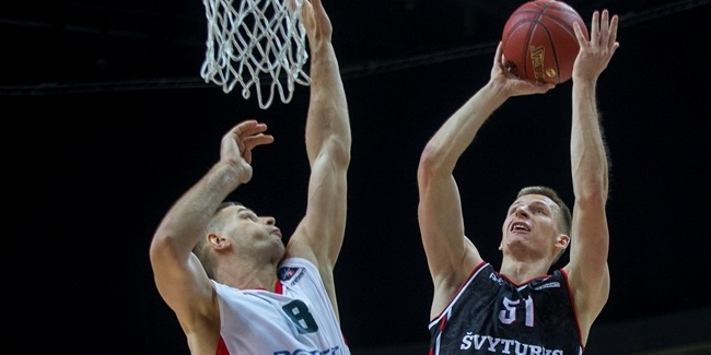 Record quarter lifted Rytas to upset