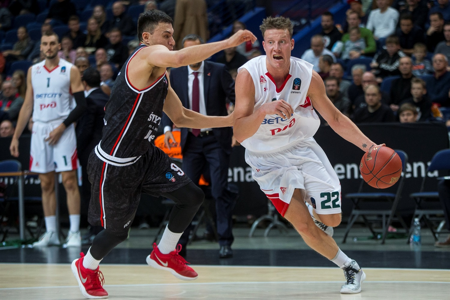 Dmitry Kulagin - Lokomotiv Kuban Krasnodar (photo Rytas) - EC19