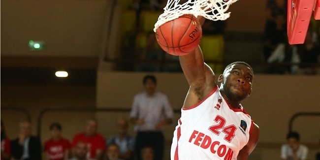 7DAYS EuroCup, Regular Season Round 1: AS Monaco vs. MoraBanc Andorra