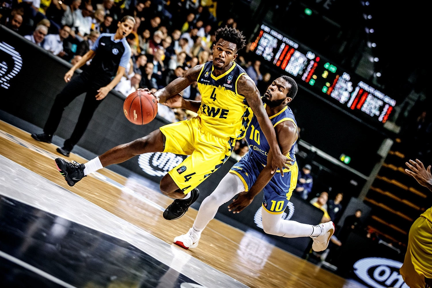 Gerry Blakes - EWE Baskets Oldenburg (photo Ulf Duda - fotoduda.de) - EC19