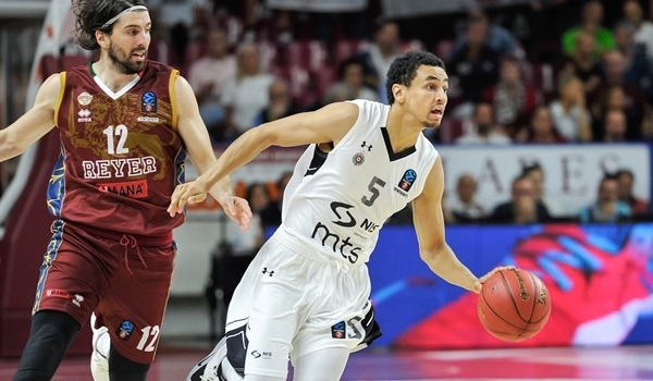 RS01 Report: Partizan outlasts Venice in intense battle