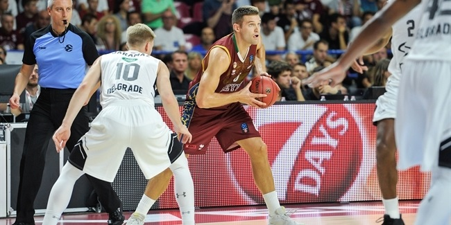 7DAYS EuroCup, Regular Season Round 1: Umana Reyer Venice vs. Partizan NIS Belgrade