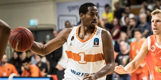7DAYS EuroCup, Regular Season Round 1: Maccabi Rishon Lezion vs. Promitheas Patras