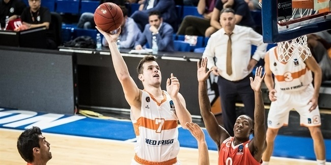 Promitheas re-signs forward Agravanis