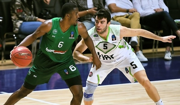 Interview, Semaj Christon, Limoges: 'Play together and stay together'