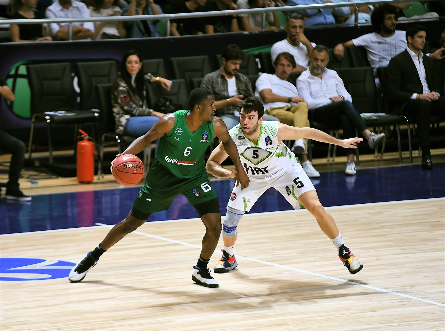 Semaj Christon - Limoges CSP (photo Tofas) - EC19