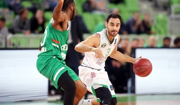 RS01 Report: Darussafaka holds on in Ljubljana