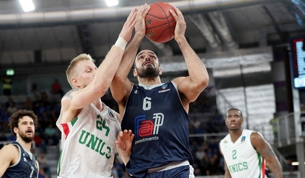 RS01 Report: Brescia use defense to surprise UNICS