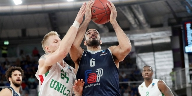 7DAYS EuroCup, Regular Season Round 1: Germani Brescia Leonessa vs. UNICS Kazan