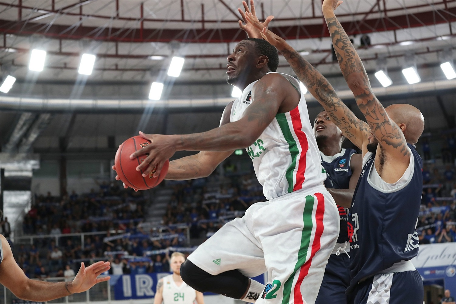 Raymar Morgan - UNICS Kazan (photo Brescia) - EC19