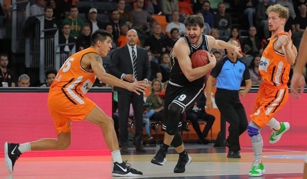 RS01 Report: Virtus makes EuroCup return with win at Ulm