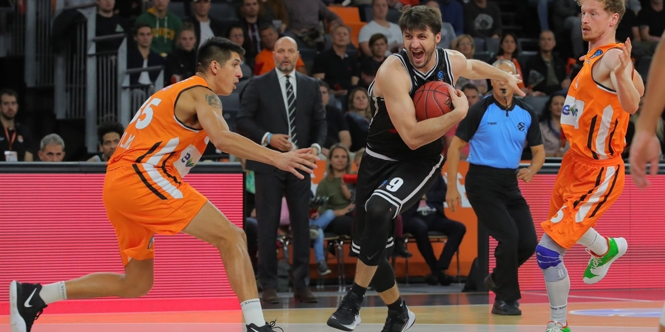 Stefan Markovic - Virtus Bologna  (photo Virtus) - EC19
