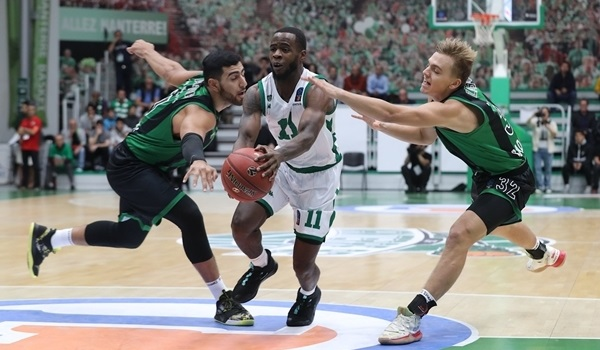 RS01 Report: Nanterre celebrates Eurocup comeback with a win