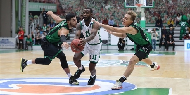 7DAYS EuroCup, Regular Season Round 1: Nanterre 92 vs. Joventut Badalona